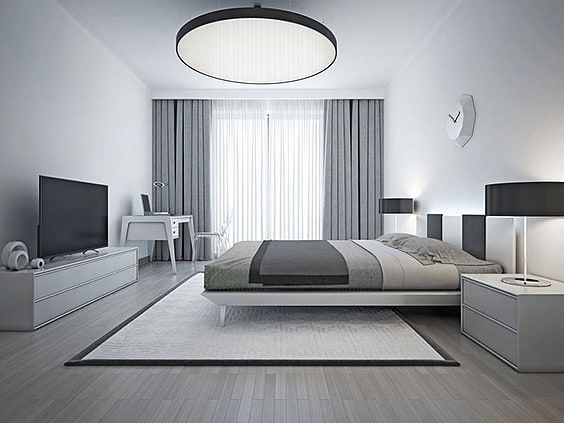 64 of the Best Grey Bedroom Ideas - The Sleep Judge