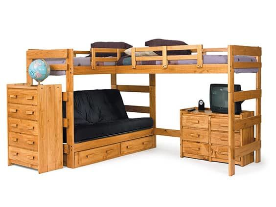17 Super Cool Types of Bunk Beds - The Sleep Judge
