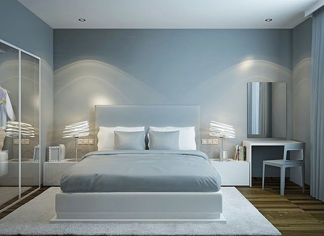 25 Small Master Bedroom Design Ideas And Decorating Tips | The Sleep ...