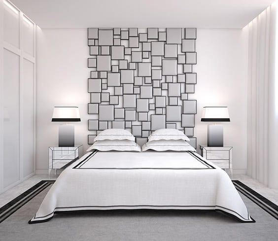 64 Grey Bedroom Ideas and Design - With Pictures | The Sleep Judge