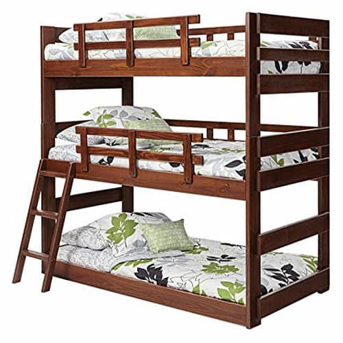 17 super cool types of bunk beds the sleep judge for Basic twin bed frame