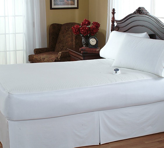 Serta Electric Heated Mattress Pad Review The Sleep Judge