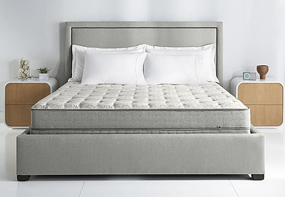 Sleep number vs tempur pedic mattress choices the sleep for Life expectancy of mattress