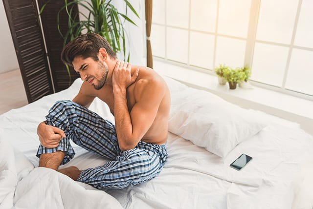 Sleeping With Neck Pain? Tips For the Rest You Deserve