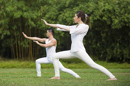 tai chi exercise