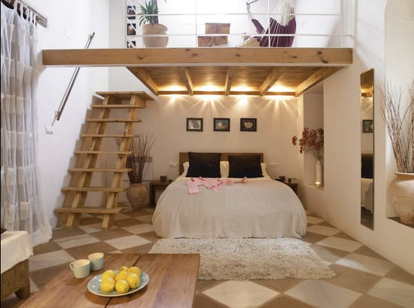 Bedroom Ideas For Normal Houses 35 mezzanine bedroom ideas | the sleep judge
