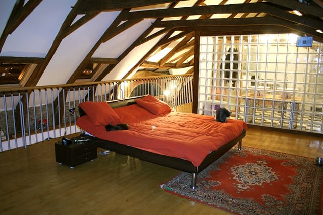 Loft Mezzanine 35 mezzanine bedroom ideas