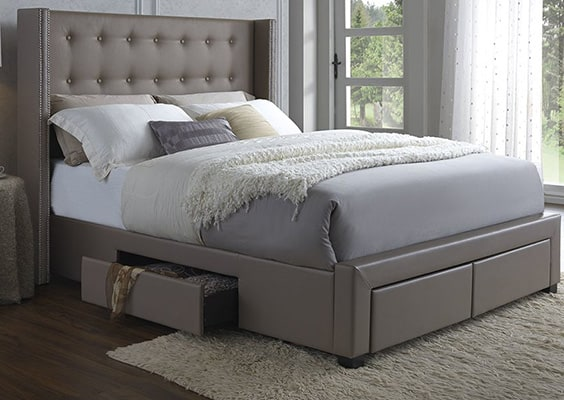 Best Platform Bed Reviews 2019 The Sleep Judge