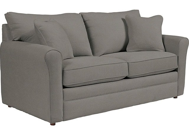 lazboy leah premier supreme comfort full sleep sofa
