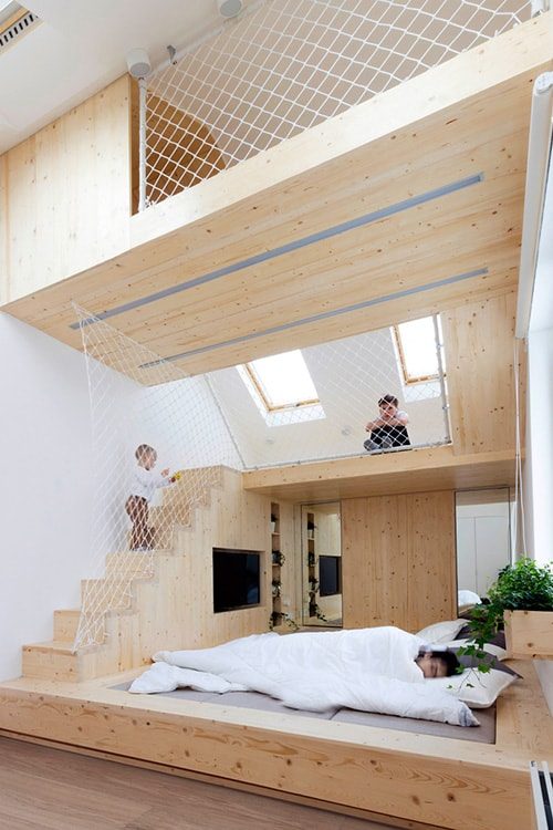 35 mezzanine bedroom ideas the sleep judge 13333 | lots of lofts