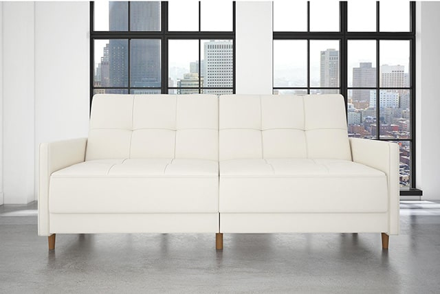 It May Be Labeled A Convertible Sofa