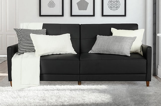 and because futons and their accessories are so affordable you won u0027t break your budget with a whole new design  best futon reviews 2018   the sleep judge  rh   thesleepjudge