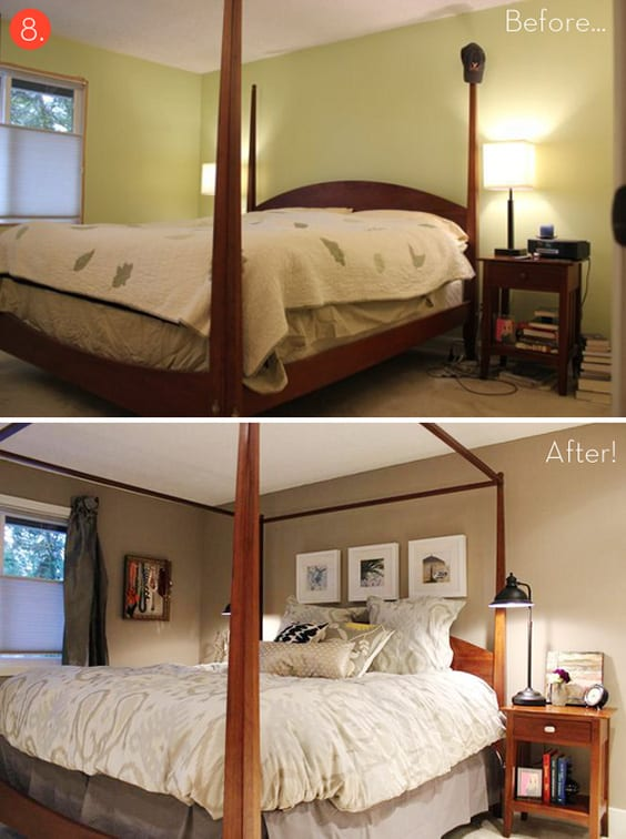 Awesome Bedroom Makeovers - Before and After Pics - The ...
