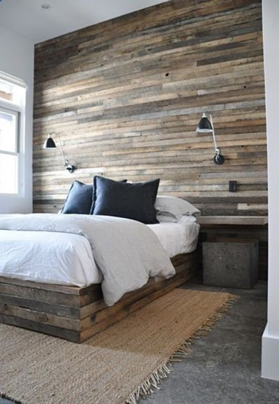 68 Rustic Bedroom Ideas That\'ll Ignite Your Creative Brain ...