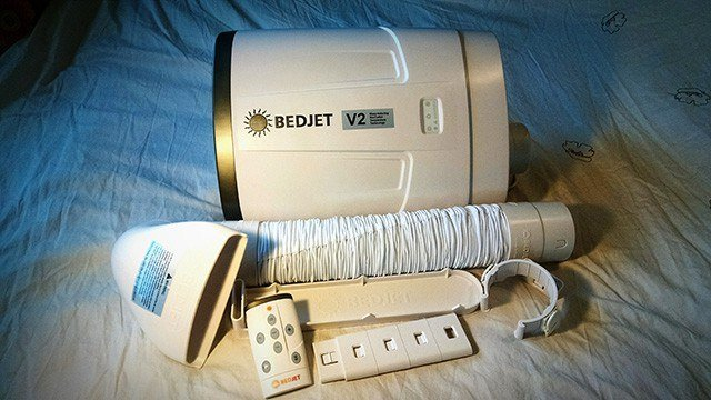 BedJet Review: V2 Wireless Climate Comfort Heating and Cooling System