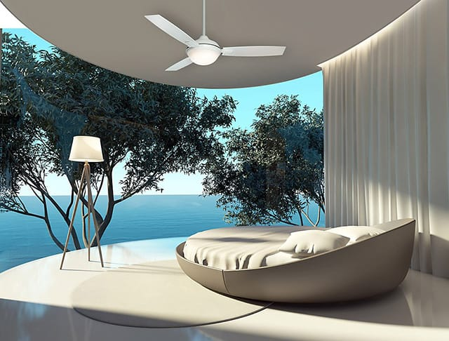 The Best Ceiling Fans For Your Bedroom 2019 The Sleep Judge