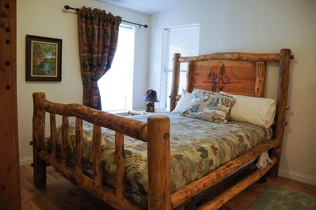 country bed