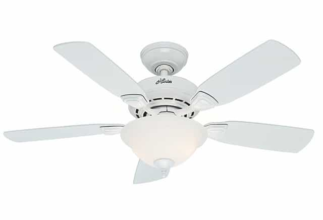 The best ceiling fans for your bedroom 2018 the sleep judge this fan aloadofball Gallery