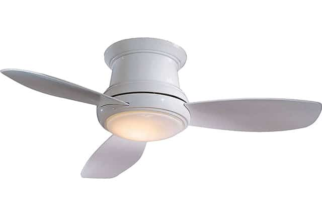 Pleasant The Best Ceiling Fans For Your Bedroom The Sleep Judge Interior Design Ideas Helimdqseriescom