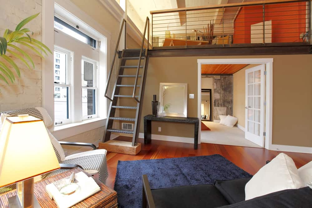 35 Mezzanine Bedroom Ideas