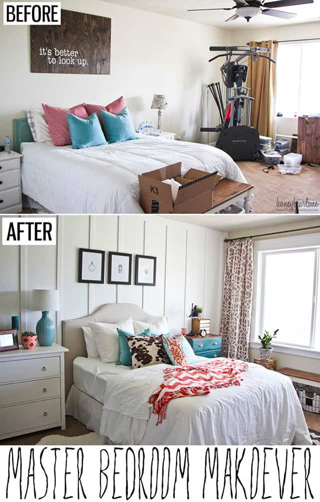 bedroom makeover before and after awesome bedroom makeovers before and after pics the 18177