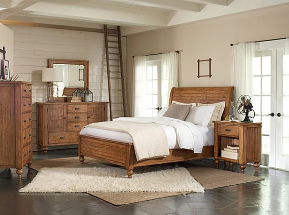 Rustic Bedroom Ideas Cool Decorating Design