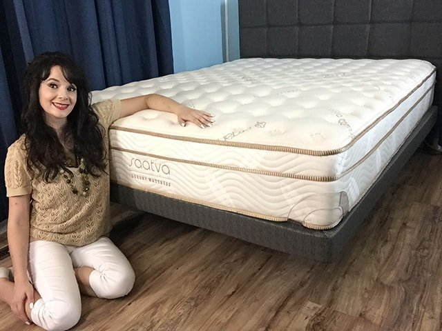 Saatva mattress review the sleep judge for Saatva mattress