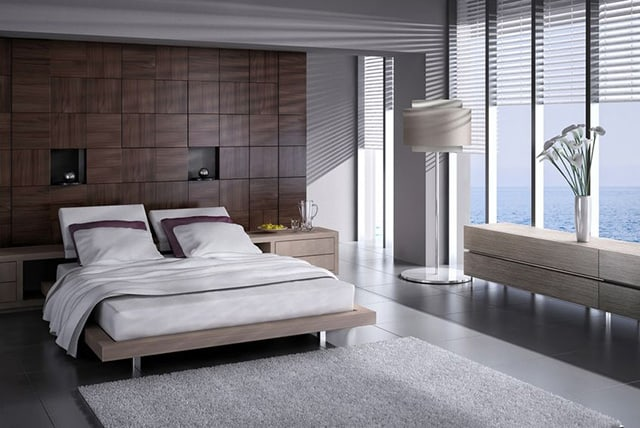 sometimes you only need a small touch of a dark color to make a room look even better im not really a fan of really bright rooms which is why i like - Minimalist Rooms