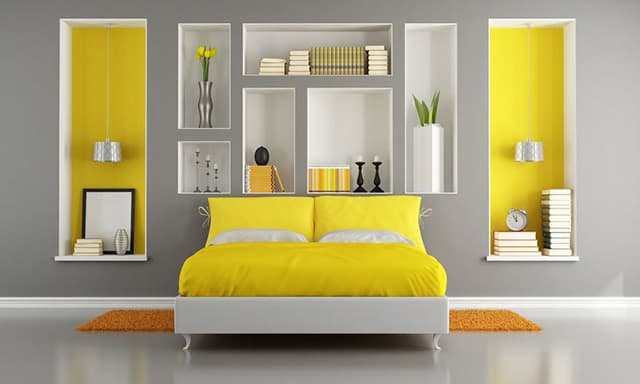 48 Minimalist Bedroom Ideas For Those Who Don't Like Clutter | The on black and yellow bedroom ideas, yellow country bedrooms, yellow and grey bedroom ideas, beach house master bedroom ideas, yellow bedroom art, yellow bedroom window treatments, yellow bathroom remodeling ideas, yellow bedroom inspiration, floral bedroom ideas, yellow bedroom decorations, traditional small bedroom ideas, yellow bedroom rugs, yellow master bedroom ideas, teenage girl bedroom ideas, light yellow bedroom ideas, yellow themed bedroom, yellow painted bedroom decorating, yellow girls' bedroom, yellow bedroom accessories, blue bedroom ideas,