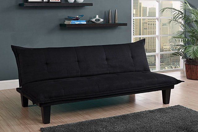 ... In Day Rooms, Smaller Apartments And Dorm Rooms, Or Basically Any Space  That Needs An Extra Sleep Option. Hereu0027s A Modern Futon For You To Look At  To ... Part 94