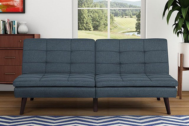 A Futon Is Type Of Couch That Can Be Folded Out To Use As Bed Sought After For Their Convenience And Affordability Great Piece