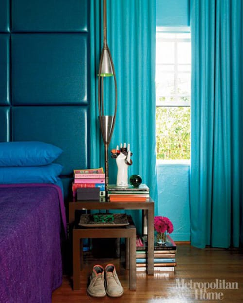 28 Nifty Purple And Teal Bedroom Ideas