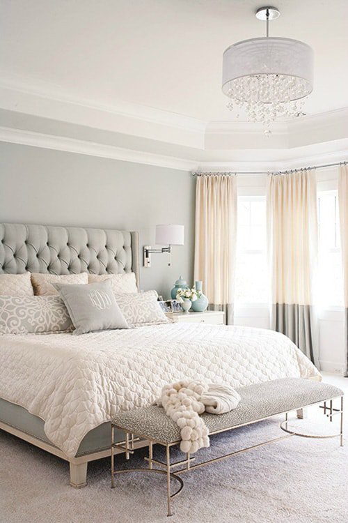 35 Spectacular Bedroom Curtain Ideas The Sleep Judge