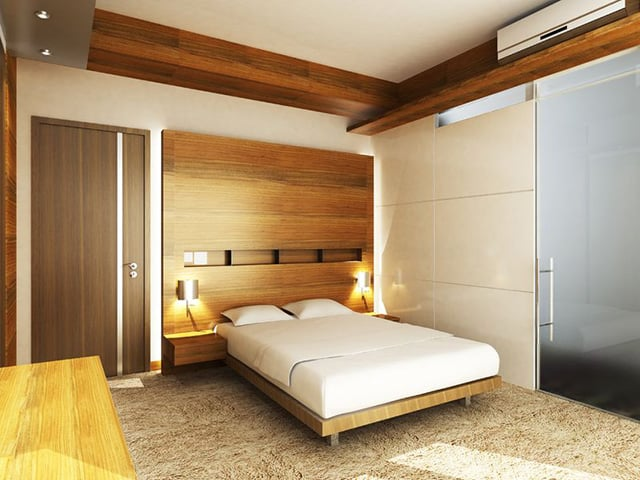 Minimalist Bedroom Ideas For Those Who Dont Like Clutter - Minimalist bedroom design for small rooms
