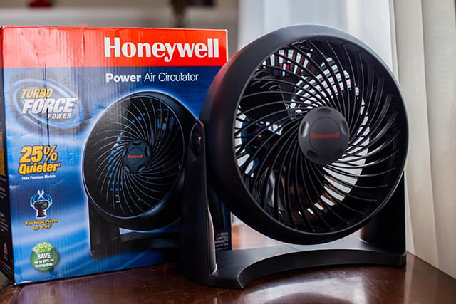 Honeywell HT 900 Fan Review The Sleep Judge