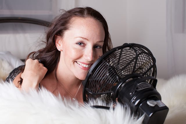 Is Sleeping with a Fan on Bad for You?