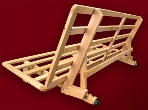 Wooden Frames Have Become More Common In Futons