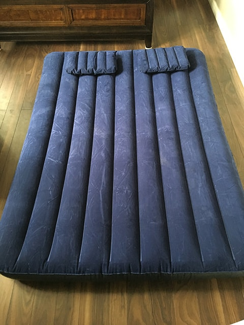Intex Classic Downy Airbed Set Review The Sleep Judge