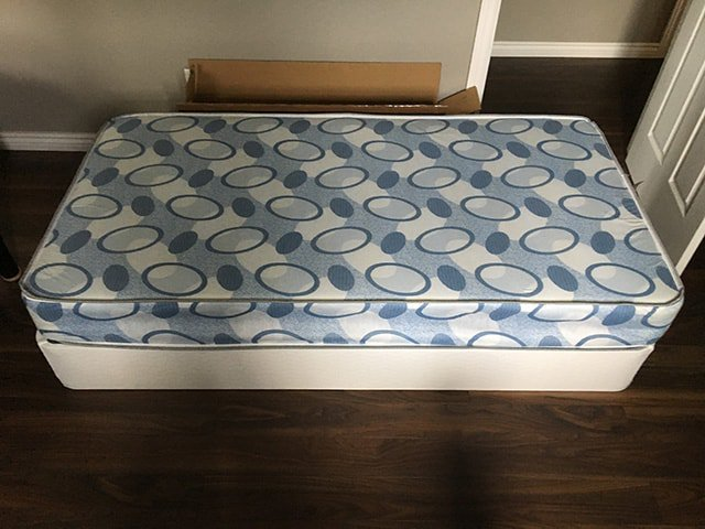 Zinus Box Spring Review The Sleep Judge