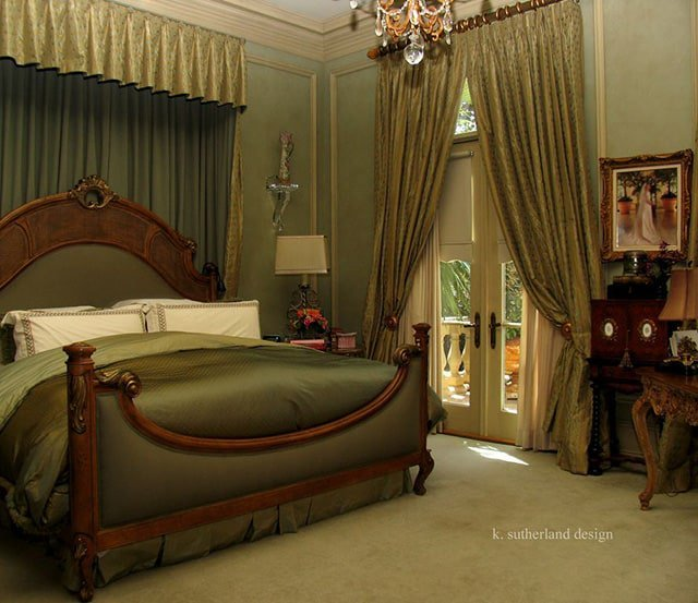 Brown And Green Bedroom Ideas: 50 Of The Most Spectacular Green Bedroom Ideas