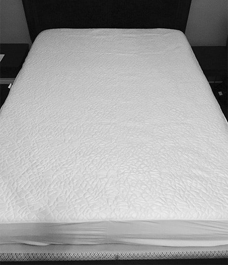 Protect A Bed Cooling Mattress Pad Therm A Sleep Snow Protector Review The Sleep Judge