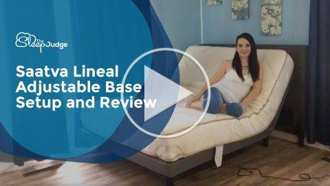 Saatva Lineal Base Video Review
