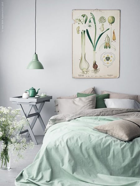 50 Of The Most Spectacular Green Bedroom Ideas - The Sleep Judge