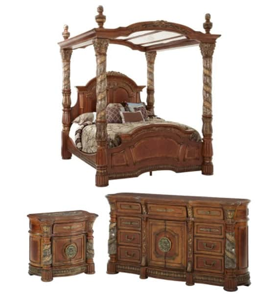 Valencia Carved Wood Traditional Bedroom Furniture Set 209000: 47 Bedroom Set Ideas For Your Next Home Makeover