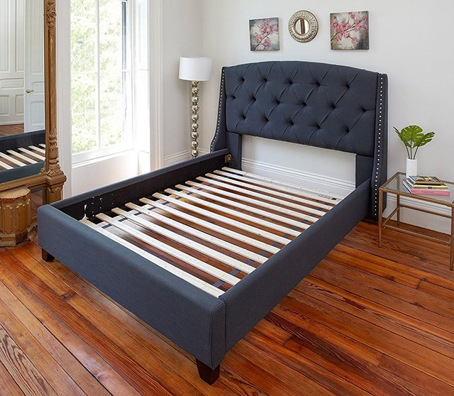 Bed Slats Vs Box Spring The Sleep Judge