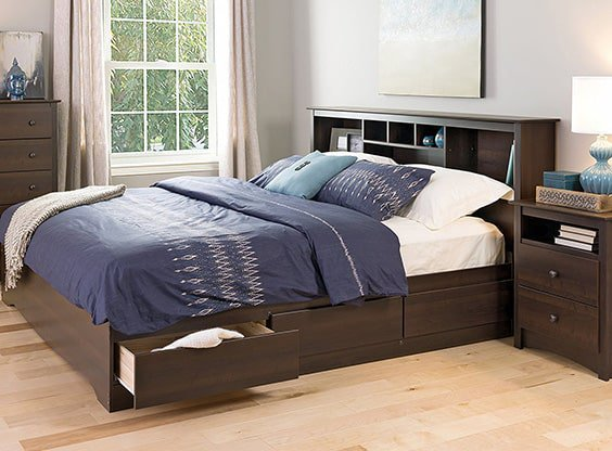 platform beds vs box springs is one more superior to the other the sleep judge. Black Bedroom Furniture Sets. Home Design Ideas