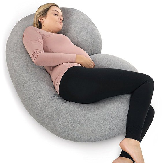 Marvelous Best Pregnancy Pillows Hand Tested And Reviewed The Beatyapartments Chair Design Images Beatyapartmentscom