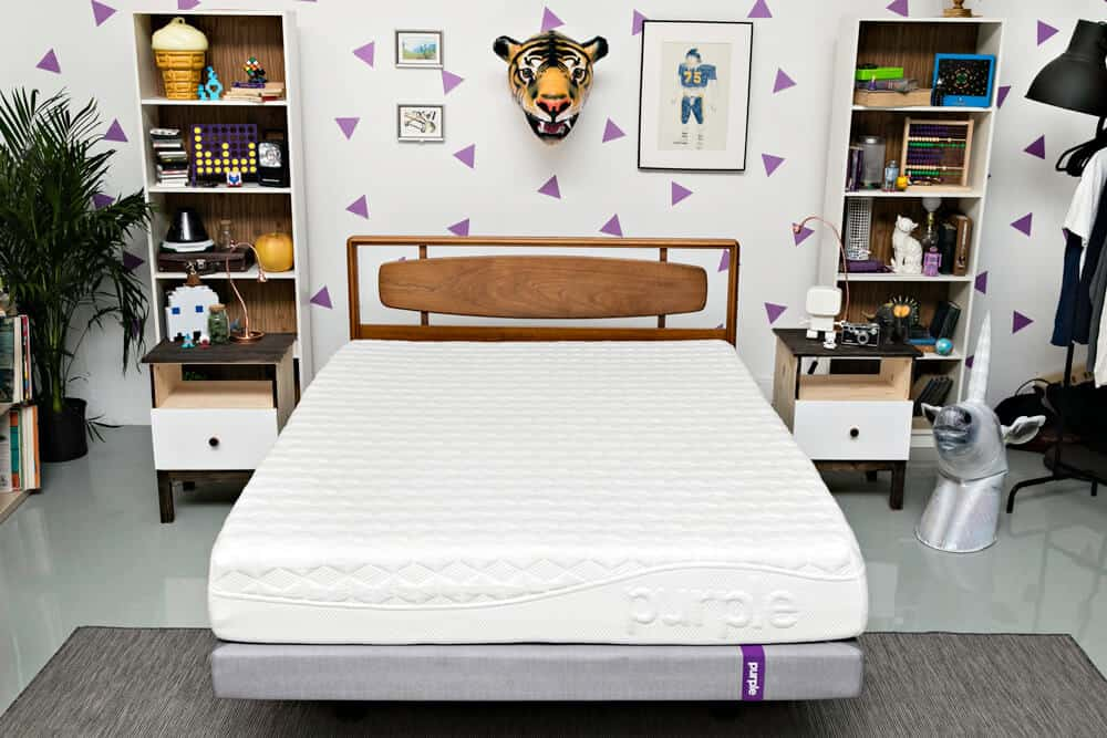 Best Box Spring For Purple Mattress Reviews 2019 The