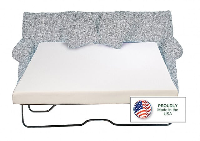 It S Easier Than You Think To Replace The Sofa Bed Mattress