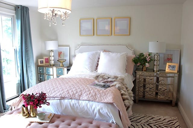 Learn More. 39 Amazing and Inspirational Glamour Bedroom Ideas